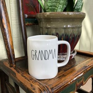 Rae Dunn Grandma Mug